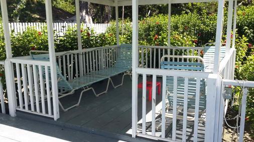 Roatan Sweecret Retreat - Oak Ridge - Balcony