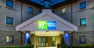 Holiday Inn Express Inverness - Inverness - Bygning