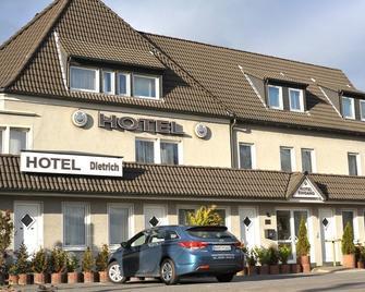 Hotel Dietrich - Hamm (North Rhine-Westphalia) - Building