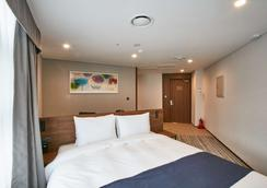 Best Western Plus Island Castle Hotel - Uijeongbu - Bedroom