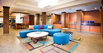 Fairfield Inn & Suites by Marriott Idaho Falls - Idaho Falls - Salon