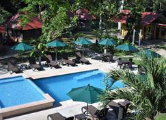 Kin Balam Cabanas - Palenque - Pool