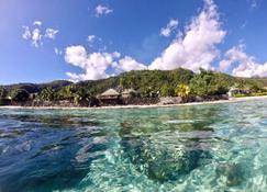 Marama Lodge Tahiti - Punaauia - Пляж