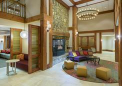 Homewood Suites by Hilton Raleigh/Crabtree Valley - Raleigh - Lobby