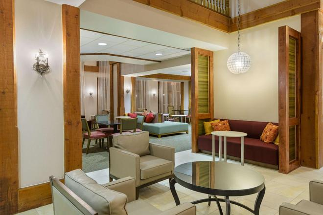 Homewood Suites by Hilton Raleigh/Crabtree Valley - Raleigh - Lounge