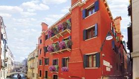 Hotel Mercurio Venezia - Venetsia - Rakennus