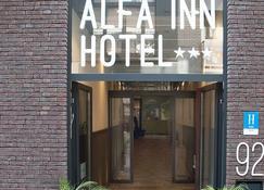 Alfa Inn - Blankenberge - Rakennus
