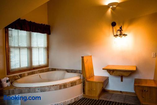 Appenzell Inn - Estes Park - Bathroom