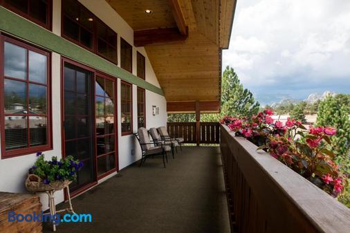 Appenzell Inn - Estes Park - Balcony