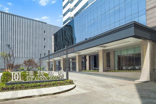 萬怡酒店無錫 - 無錫 - 建築