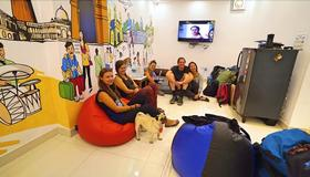 New King By Backpackers Heaven - New Delhi