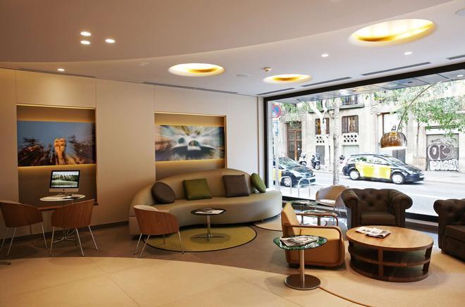Best Western Premier Hotel Dante - Barcelona - Aula