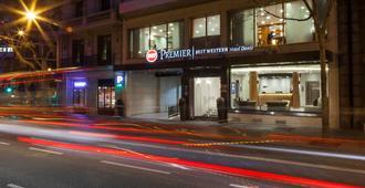 Best Western Premier Hotel Dante - Barcelona - Gebouw