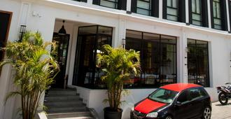 Grand Hotel Urban - Antananarivo - Bâtiment