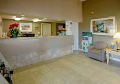 Americas Best Value Inn & Suites Murfreesboro - Murfreesboro - Vastaanotto