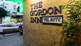 Gordon Inn & Suites - Tel Aviv - Außenansicht