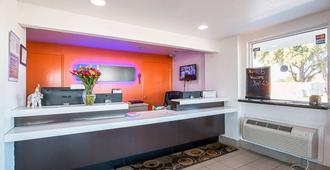 Motel 6 Round Rock - Round Rock - Recepción