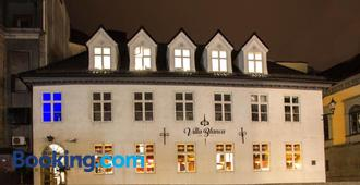 Magic Hotel Korskirken - Bergen - Building