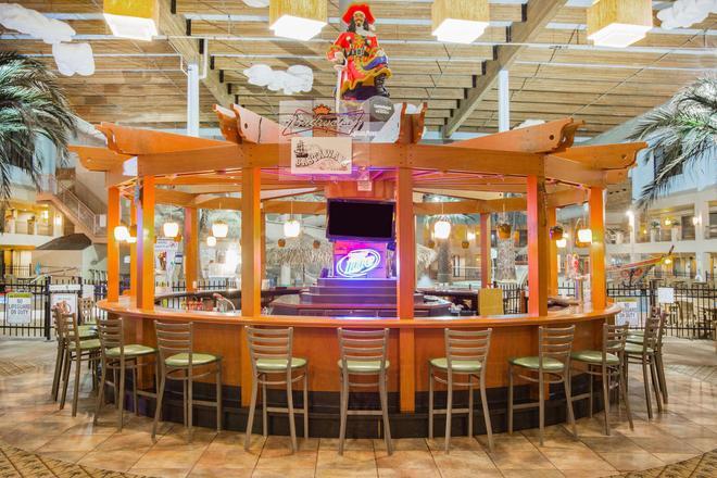 Ramada by Wyndham Des Moines Tropics Resort & Conference Ctr - Des Moines - Bar