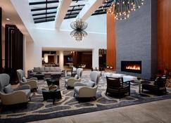 Long Island Marriott - Uniondale - Lounge