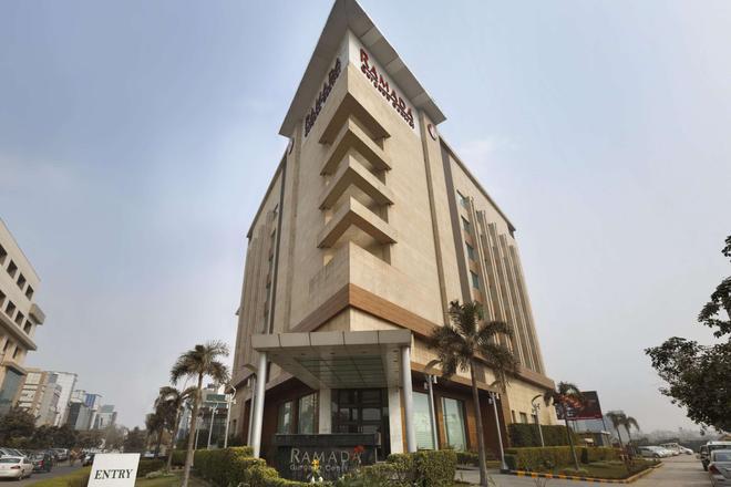 古爾岡中央華美達酒店 - 古爾岡 - 古爾岡 - 建築