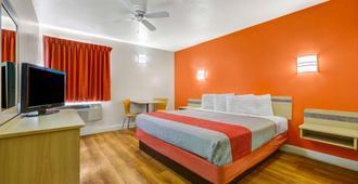 Motel 6 Beaver Ut - Beaver - Bedroom