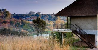 The Blades - Pretoria - Vista del exterior