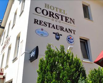 Hotel Corsten - Heinsberg - Budova