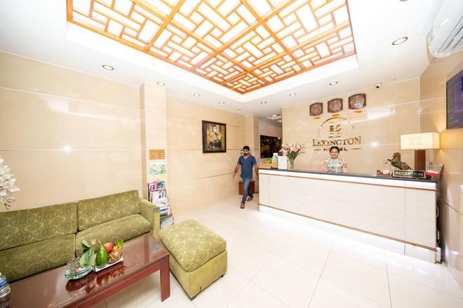 Lexington Hotel - Ho Chi Minh City - Front desk