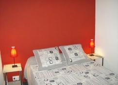 Hôtel Des Arceaux - Bayonne - Bedroom
