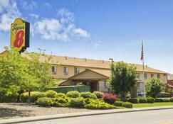 Super 8 by Wyndham Kennewick - Kennewick - Building