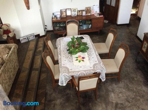 Mount Haven - Kandy - Dining room