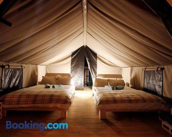 Flor y Bambu Hotel Glamping - Playa Grande - Bedroom
