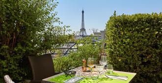 Hotel Raphael - París - Edificio