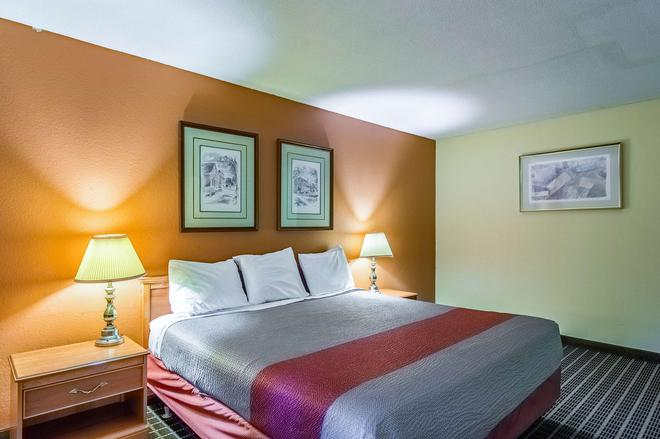 Motel 6 Grand Rapids MI - Northeast - Гранд-Рапидс - Спальня