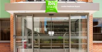 Ibis Styles London Heathrow Airport - Hayes