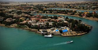 Sultan Bey Resort - El Gouna - Θέα στην ύπαιθρο
