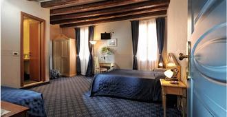 丁托利托酒店 - 威尼斯 - 威尼斯 - 臥室
