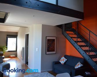 Loft Eurexpo - St Exupéry - Genas - Living room