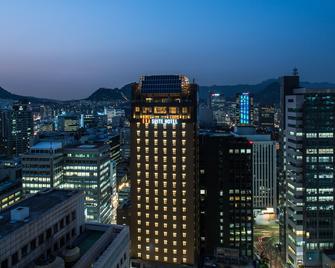 Ena Suite Hotel Namdaemun - Seoul - Außenansicht