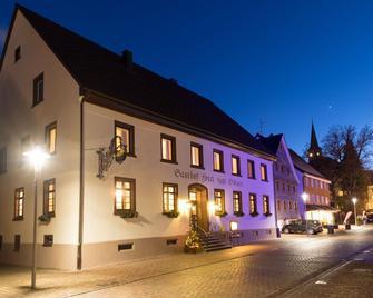 Hotel Zum Ochsen - Furtwangen im Schwarzwald - Gebäude