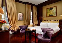Hotel L'Orologio - Florence - Bedroom