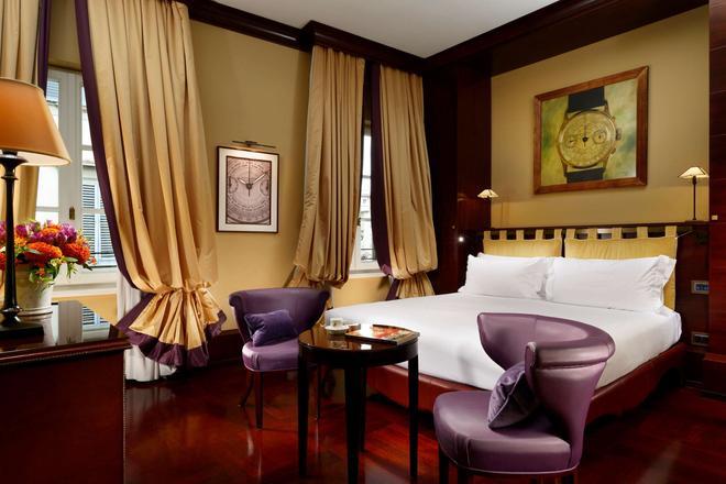 Hotel L'Orologio - Φλωρεντία - Κρεβατοκάμαρα