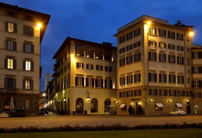 Hotel L'Orologio - Φλωρεντία - Κτίριο