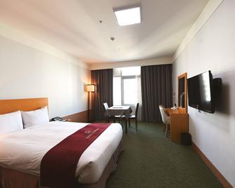 Hotel Laonzena - Daegu - Bedroom