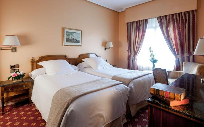 Wellington Hotel - Madrid - Camera da letto