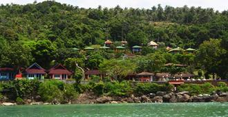 Phi Phi View Point Resort - Νήσοι Πι Πι - Θέα στην ύπαιθρο