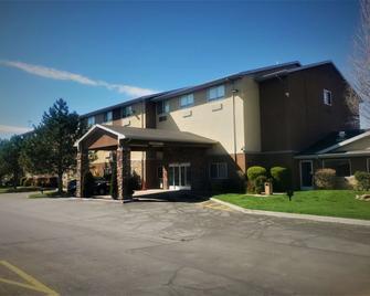 Best Western West Valley Inn - West Valley City - Building