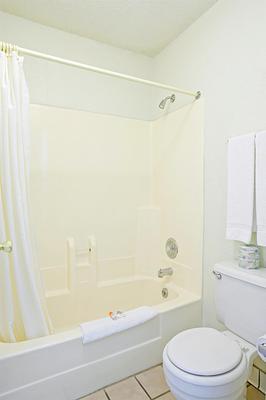 Americas Best Value Inn Dayton - Dayton - Bathroom