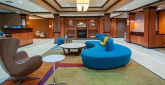 Fairfield Inn & Suites by Marriott San Antonio North/Stone Oak - San Antonio - Lounge